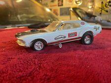 """Revell 1969 Ford Mustang 428 Cobra Jet """"Shaker"""" vintage lot Rare Built Junkyard"""