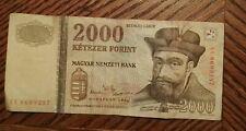 Ungarn 2000 Forint 2004