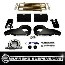 "99-07 Chevy Silverado 1500 3"" Front 2"" Rear Lift Leveling Kit w/ Shock Extenders"