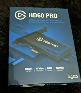 ✅ Elgato HD60 Pro Game Capture Card - Brand New