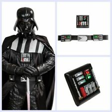 Darth Vader Belt Chest Plate Led Lights Star Wars Cosplay Costume Prop Party New