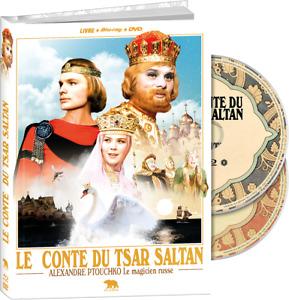 Le conte du tsar Saltan [dvd+bluray+livret]
