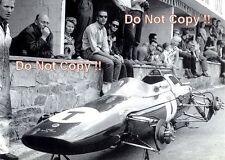 Jim Clark & Trevor Taylor Lotus 25 Belgian Grand Prix 1962 Photograph