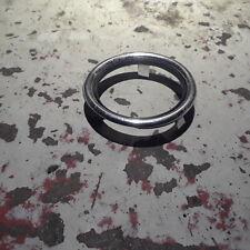 Mercedes w123 Chrome Ignition Key Ring Surround Bezel Trim