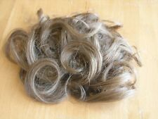 Excellent Vintage 100% Human Hair Doll Wig Hair Made in Japan LN