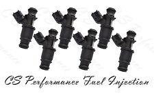 OEM Delphi Fuel Injectors Set (6) 12573427 Rebuilt by Master ASE Mechanic USA