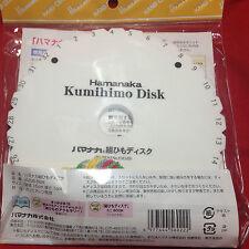 KUMIHIMO DISC for creating braids