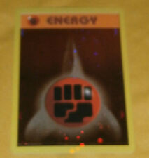 POKEMON PROMO CARD - GROUND ENERGY HOLOFOIL (2002)