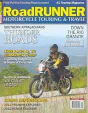 ROAD RUNNER Touring & Cruiser Mag October 2012 (NEW)