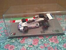 Formula 1 Car Collection BRABHAM BT44B 1975 CARLOS PACE  1:43 F1 Model Mint