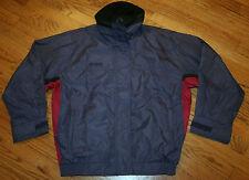 Columbia Bugaboo nylon ski Jacket Women's Small purple seasonal winter snow Coat