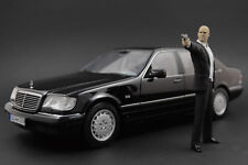 Jason Statham Figure for 1:18 AUDI A8 W12 Kyosho