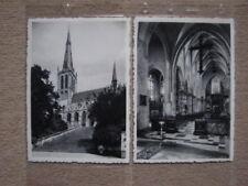 BELGIQUE - ALSEMBERG / EGLISE NOTRE-DAME (2CP)