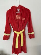 DC Comics The Flash Kids Robe Size L 10/12