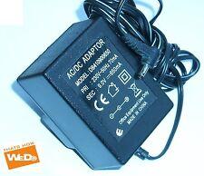 Adaptador de corriente AC/DC DB410900650 9V 650mA enchufe de Reino Unido