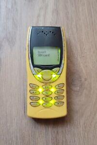 Nokia 8290 - Yellow - Cellular Phone Rare Korea