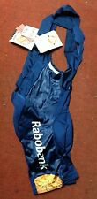 Pantaloncini Salopette Bici Nalini Rabobank Bibshort M bike pants made in Italy