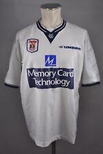 AGF Aarhus Trikot 1999-2001 Gr. XL Umbro Home Jersey 90er vintage Memory Card