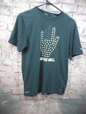 Nike Men's T-Shirt  Black Go Like Hell Small DriFit 578260-010