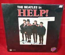 Laserdisc {x} * The Beatles in Help! * Black Criterion Collection ~ Brand New