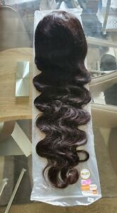 30inch , 200% density, HD Lace,  Wavy Human hair wig