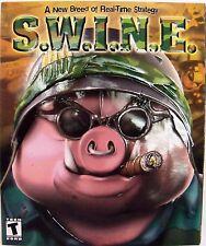 S.W.I.N.E.  (PC, 2001) New! IN Box!
