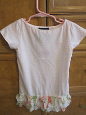 Toddler girls Ralph Lauren Polo pink dress with flowers 2T brand new NWT $45