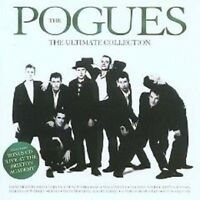 "THE POGUES ""THE ULTIMATE COLLECTION"" 2 CD NEU"