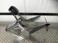 09-13 Kawasaki VN1700 Classic Mini Passenger Backrest w/ Luggage Rack COBRA