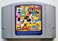 Magical Tetris Challenge Video Game for Nintendo N64 NTSC-J Japanese TESTED