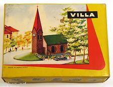 Vintage VILLA Church House HO/OO  Model Building Kit 1960's