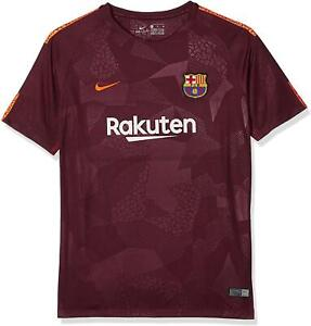 Juniors NIKE FC BARCELONA 17/18 Third T-Shirt 847385 683