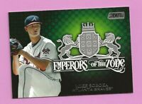 2020 Topps Stadium Emperors of the Zone EOZ-1 Mike Soroka Atlanta Braves