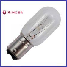 Singer 030510 Lampada Tubolare per Macchina da Cucire