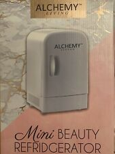 😍Alchemy Compact Cooler And Warmer Mini Beauty Refrigerator😍