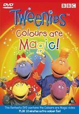 DVD:TWEENIES - COLOURS ARE MAGIC - NEW Region 2 UK