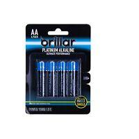 4/8/12 LR6 AA Platinum Alkaline Batteries Long Lasting Power Home Office AUSTOCK