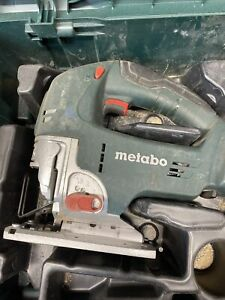 metabo 18v jigsaw FAULTY (no Battery Included)