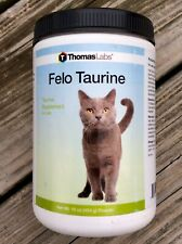 Thomas Labs Felo Taurine - 16 oz Powder - For Cats
