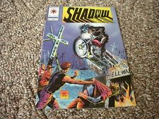 Shadowman #14 (1992 1st Series) Valiant Comics VF/NM