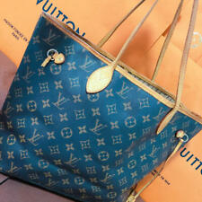 LOUIS VUITTON M40156 Neverfull MM Tote Bag Used Brown Monogram canvas