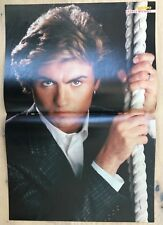 BRAVO POSTER George Michael - Wham - Kajagoogoo - 80er Jahre !!!