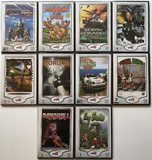 10X PC Game Bundle-Virtua Fighter-Sega Rally-Apache Havoc+M ( PC CD-ROM GAMES )1