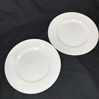 """Set of 2 - Mikasa Italian Countryside DD900 11"""" Dinner Plates Excellent"""