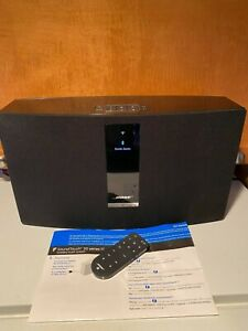 Bose SoundTouch 30 Series III Speaker - Black (WIFI, Airplay 2 and Bluetooth)