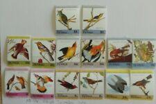 1034 Vögel Singvögel Satz Tuvalu