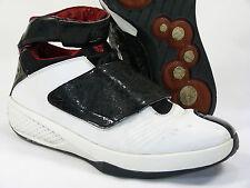 Jordan XX Sz 14 White/Black Quickstrike - 2005 20 air laser red xix xxi xxii