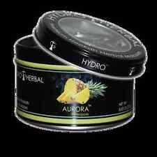 250G HYDRO HERB MOLASSES AURORA-PINEAPPLE- SHISHA HOOKAH TOBACCO FREE