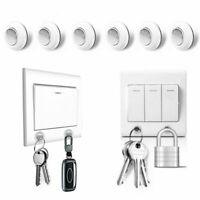 Magnetic Keys Holder Wall Mounted Strong Magnet Storage Racks Organizer Hanger