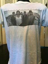 VTG 87 U2 Joshua Tour Shirt Sz M/L Berlin Mode INXS REM OMD Joy Cure Order Oingo